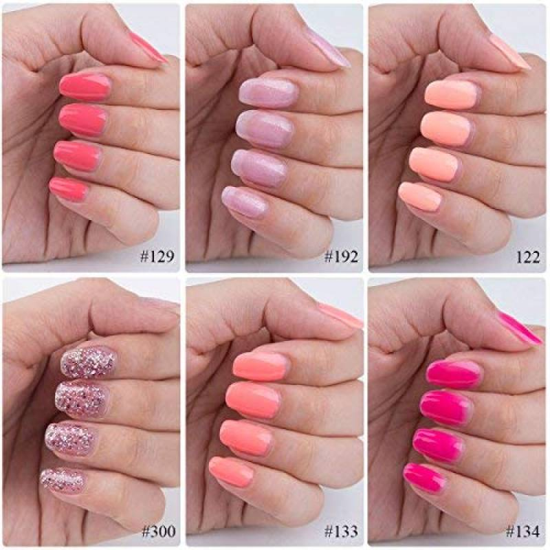 Gellen Vernis Gel Semi Permanent , Vernis à Ongles Vernis UV LED Gel Nail  Polish Varnish Soak Off Manucure 6 Couleurs 8ml Nail Art Lot, 15 de la  marque