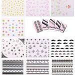 stickers ongles chat TOP 2 image 4 produit