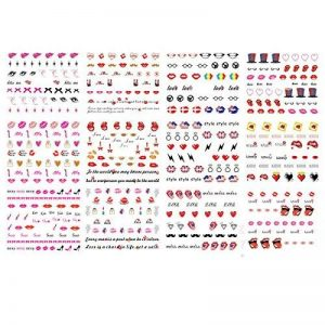 stickers ongles gel TOP 1 image 0 produit