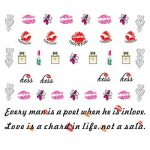 stickers ongles gel TOP 1 image 4 produit