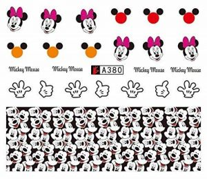 stickers ongles mickey TOP 5 image 0 produit