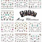 stickers ongles pieds TOP 3 image 4 produit