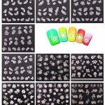 stickers ongles pieds TOP 5 image 1 produit