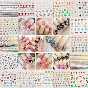 stickers ongles plumes TOP 0 image 0 produit