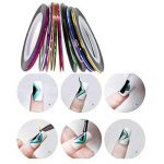 stickers ongles strass TOP 1 image 4 produit