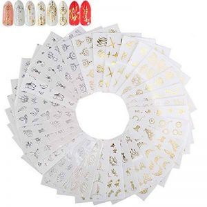 vernis stickers ongles TOP 6 image 0 produit