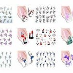 water decal ongles TOP 3 image 1 produit